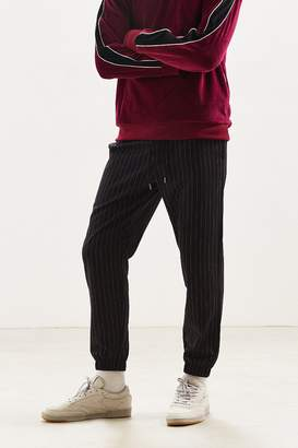 Urban Outfitters Asher Pinstripe Jogger Pant
