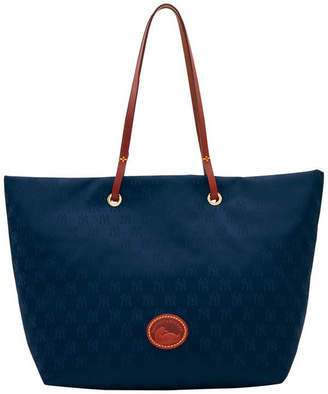 Dooney & Bourke New York Yankees Embossed Nylon Addison Tote
