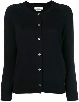 Etoile Isabel Marant round neck cardigan