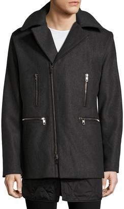 Diesel Black Gold Men's Janos Caban Coat