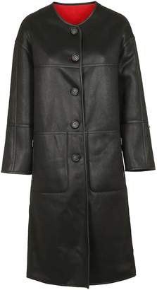 Urban Code Urbancode Single Breasted Coat