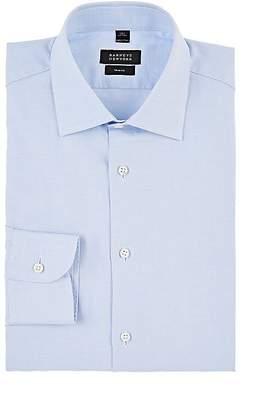 Barneys New York Men's Cotton Trim Dress Shirt