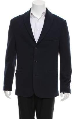 Filippa K Knit Three-Button Blazer