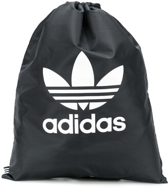 adidas Trefoil drawstring backpack