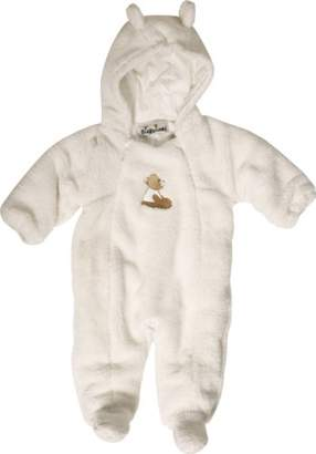 Playshoes Unisex Baby Teddy Fleece All-in-One Overall 68cm 3-6 m