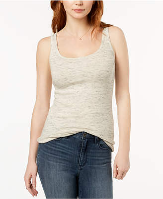 Maison Jules Fitted Tank Top, Created for Macy's