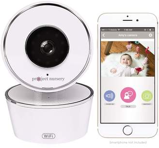 Project Nursery Smart Nursery Wi-Fi Baby Monitor