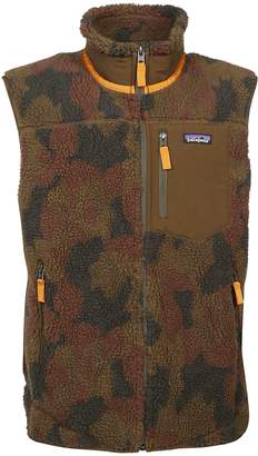 Patagonia Camouflage Vest