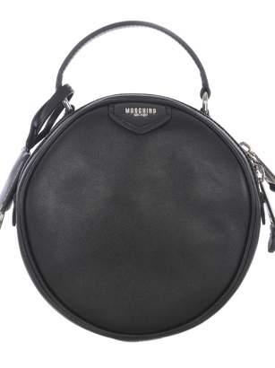 Moschino Round Shaped Shoulder Bag