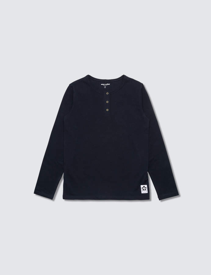 Basic Grandpa L/S T-Shirt