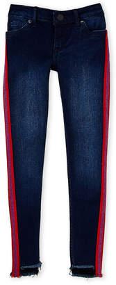 Levi's Girls 7-16) Racer Stripe Skinny Jeans