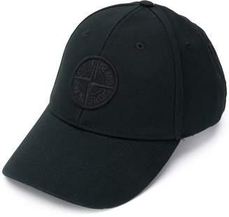Stone Island embroidered logo cap