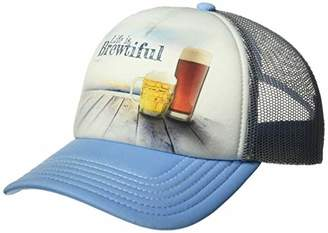 The Mountain Men's Life is Brewtiful Hat