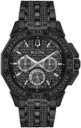 c2518424e1733 Men's Bulova Crystal Watch - ShopStyle
