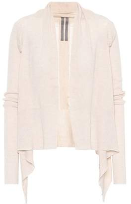 Rick Owens Virgin wool cardigan