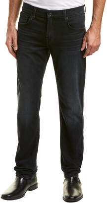 7 For All Mankind Seven 7 Slimmy Allegiant Black Slim Leg