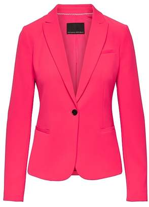 Banana Republic Classic-Fit Solid Blazer