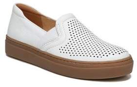 Naturalizer Carly Leather Slip-On Sneakers