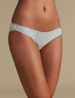 Marks and Spencer 7 Pack Cotton Rich Bikini Knickers