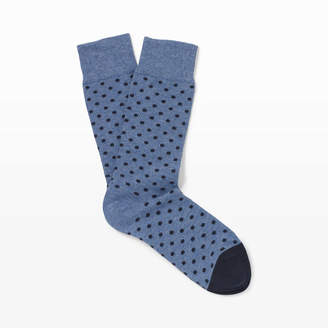 Club Monaco Melange Dot Sock