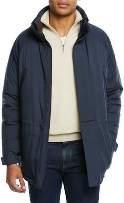 Loro Piana Men's Icer Wind Stretch Coat