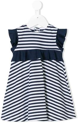 Il Gufo breton stripe dress