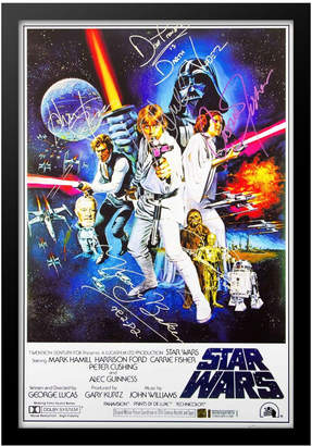 Star Wars Luxewest Signed Movie Poster