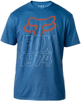 Fox Mens Blasted Graphic T-Shirt