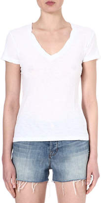 James Perse V-neck jersey t-shirt
