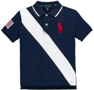 Ralph Lauren Short Sleeve Banner Polo