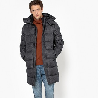 La Redoute Collections Water Repellent Mid-Length Padded Jacket