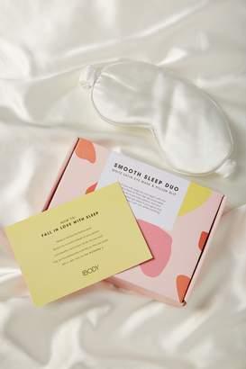 Rubi Body Home Spa | Satin Eyemask & Pillow Slip Set