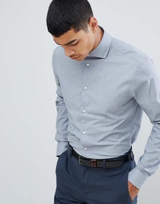 Esprit Smart Shirt In Grid Check