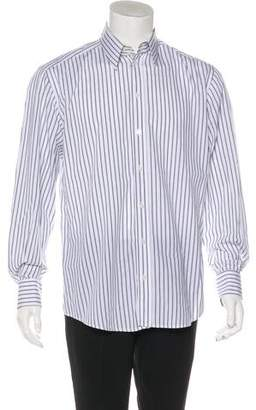 Dolce & Gabbana French Cuff Dress Shirt