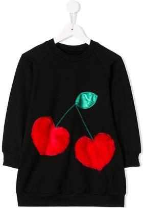Bang Bang Copenhagen Cherry Heart dress