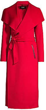 Mackage Women's Mai Asymmetrical Wool Coat