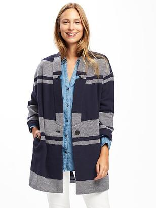Twill Cardi-Coat for Women $64.94 thestylecure.com