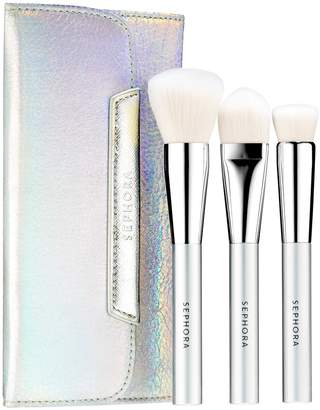 Sephora Collection COLLECTION - Face Time Complexion Brush Set