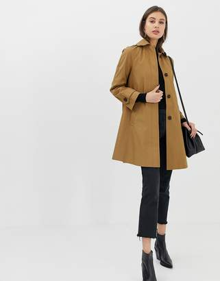 Asos Design DESIGN boyfriend trench coat