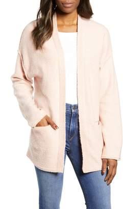 Caslon Dolman Sleeve Shimmer Cardigan