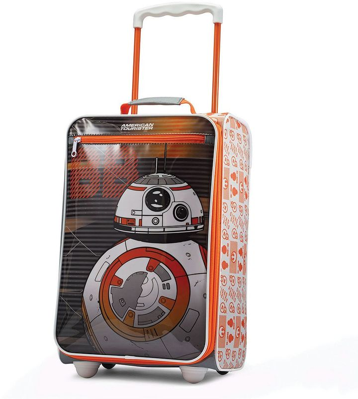 American tourister Kids Star Wars: Episode VII The Force Awakens BB-8 Wheeled Luggage by American Tourister