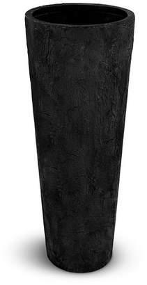 Le Present Antiko Nero Matte Antique Vase