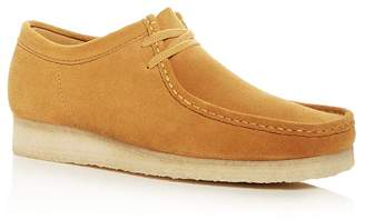 Clarks Men's Wallabee Suede Chukka Boots