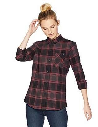Fox Junior's Modern FIT Kick IT Long Sleeve Flannel
