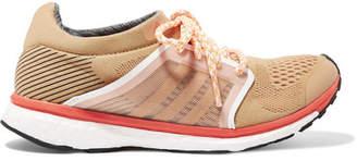 adidas by Stella McCartney Adizero Adios Primeknit Sneakers - Brown