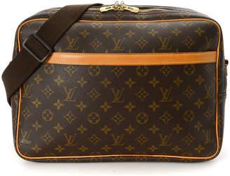 Louis Vuitton Monogram Reporter GM Crossbody Bag - Vintage
