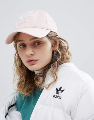 adidas adicolor Pink Trefoil Cap