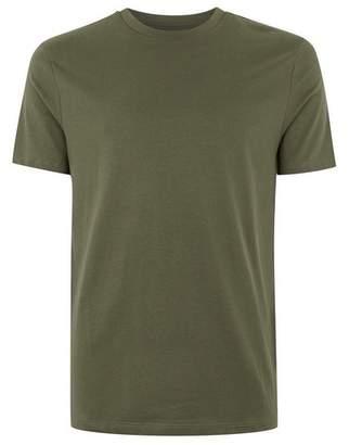 Topman Mens Khaki Slim Fit T-Shirt 3 Pack*