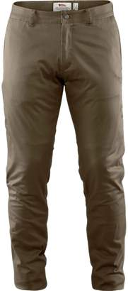 Fjallraven High Coast Stretch Long Trouser - Men's