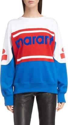 Etoile Isabel Marant Gallian Logo Sweatshirt